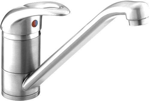 Additional image for Easy Fit Monobloc Kitchen Mixer Tap (Chrome).