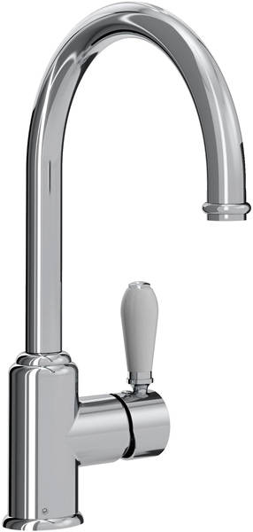 Additional image for Single Lever EasyFit Mixer Kitchen Taps (Chrome).