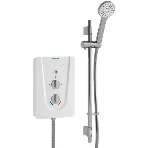 Additional image for Electric Shower 8.5kW (White).