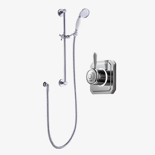 Additional image for Digital Shower Valve, Processor & Slide Rail Kit (LP).