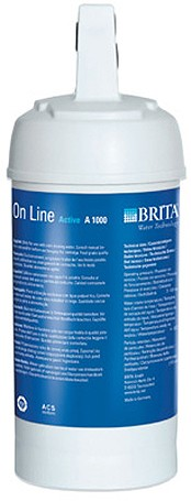 Additional image for 1 x Brita A1000 Filter Cartridge. For Brita On Line Taps & Kits.