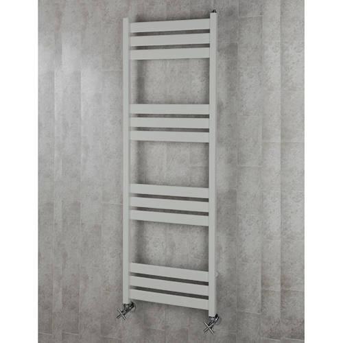 Additional image for Heated Towel Rail & Wall Brackets 1500x500 (Light Grey).