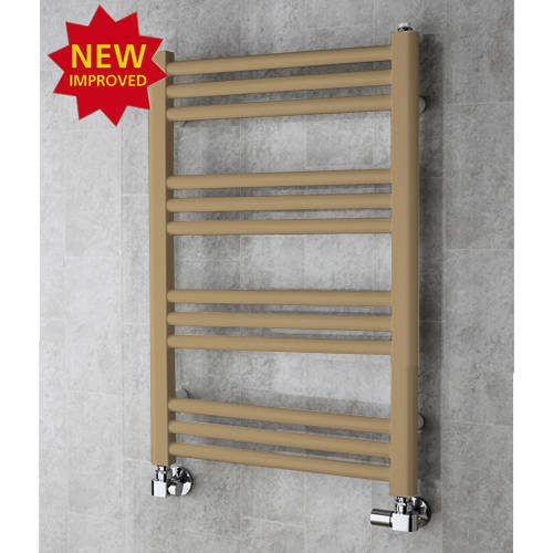 Additional image for Heated Ladder Rail & Wall Brackets 759x500 (Grey Beige).