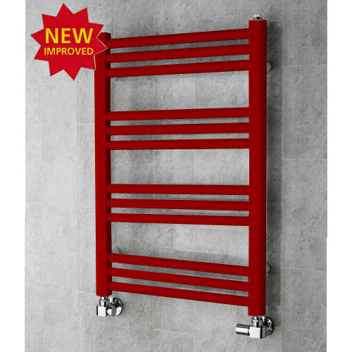 Additional image for Heated Ladder Rail & Wall Brackets 759x500 (Ruby Red).