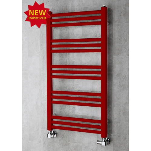 Additional image for Heated Ladder Rail & Wall Brackets 964x500 (Ruby Red).
