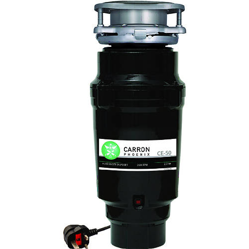 Additional image for Elite CE-50 Waste Disposal Unit With Air Switch.