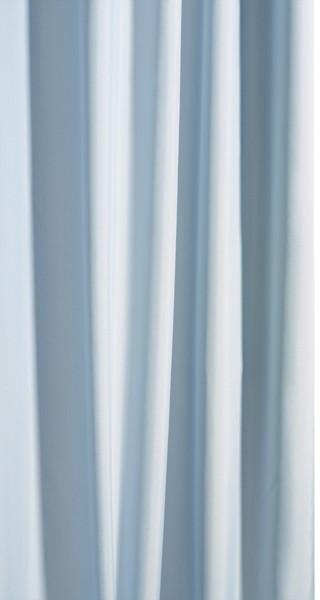 Pale Blue Curtains