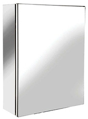 Additional image for Avon Small Mirror Bathroom Cabinet.  300x400x120mm.