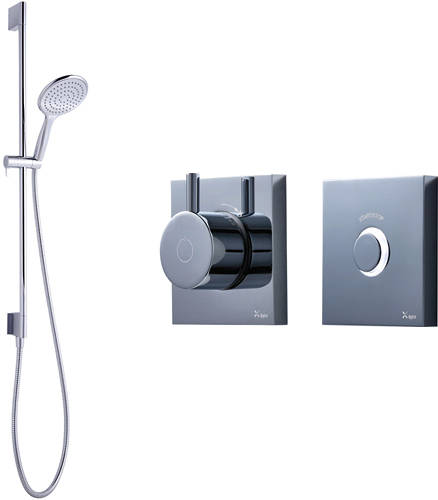 Additional image for Digital Shower Pack 02 With Remote (HP).