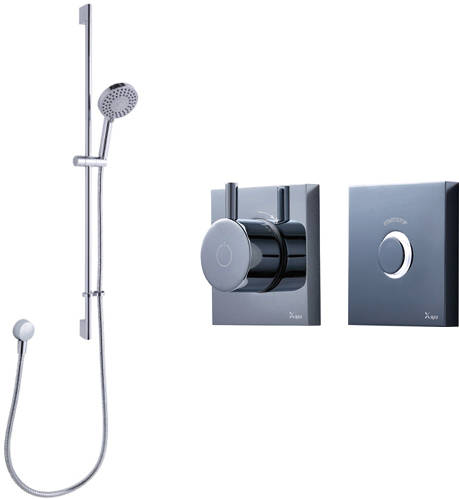 Additional image for Digital Shower Pack 03 With Remote (LP).