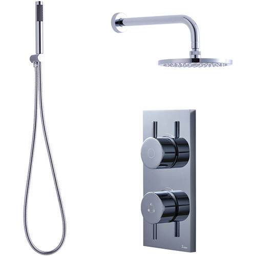 Additional image for Digital Shower With Head & Kit (LP)