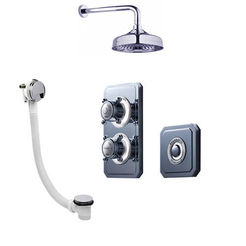 Additional image for Digital Shower Valve Pack 30 (X-Head, LP).