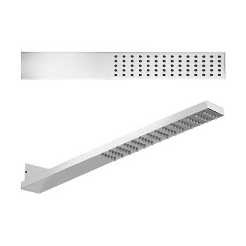 Additional image for Wall Mounted Shower Head (Chrome).