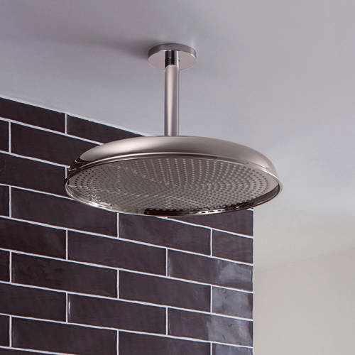 Additional image for 450mm Round Shower Head (Nickel).