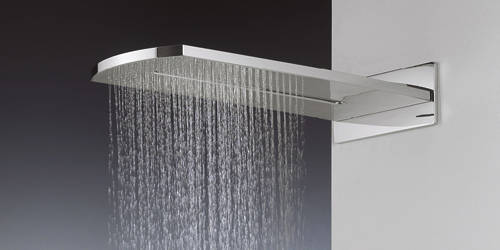 Additional image for Wall Mounted Multifunction Shower Head 235x593mm.