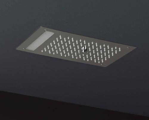 Additional image for Revive Mini Shower Head & LED Lights (300x200mm).