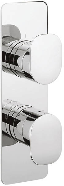 Additional image for Thermostatic Shower Valve With Diverter (3 Outlets).