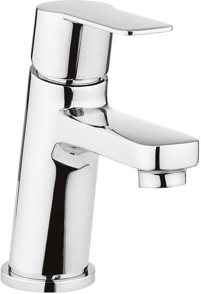 Additional image for Mini Basin Mixer Tap With Lever Handle (Chrome).