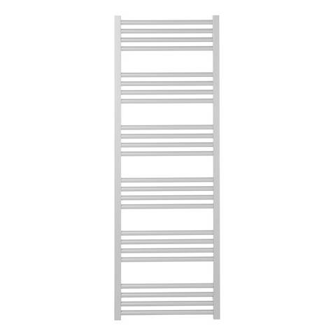 Additional image for Heated Towel Radiator 480x1380mm (M White).