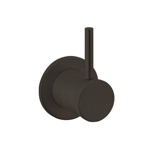 Additional image for 2 Way Shower Diverter (Carbon Black).