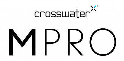 Additional image for Crossbox 3 Outlet Shower Valve (Carbon Black).