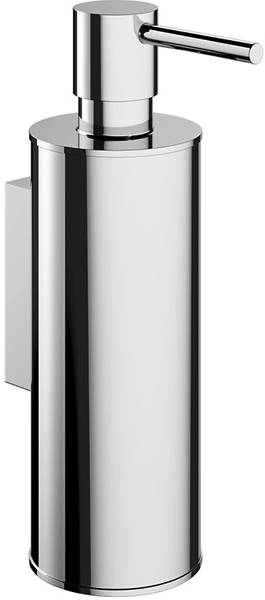 Additional image for Wall Mounted Soap Dispenser (Chrome).