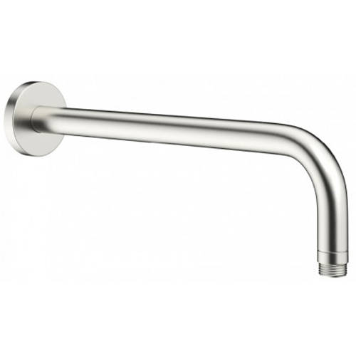 Additional image for Wall Mounted Shower Arm (Brushed Stainless Steel).