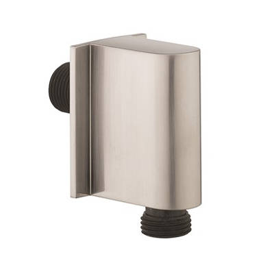 Additional image for Shower Wall Outlet (Stainless Steel Effect).