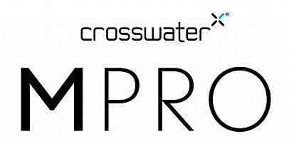 Additional image for Crossbox 2 Outlet Shower / Bath Valve (Matt Black).