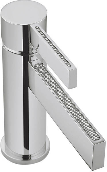 Additional image for Sparkle Basin Mixer Tap With Lever Handle.