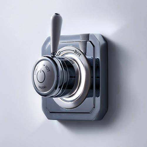 Additional image for Digital Shower Valve Pack 7 (L-Head, HP).