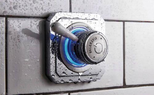 Additional image for Digital Shower Valve & Remote (L-Head, HP).