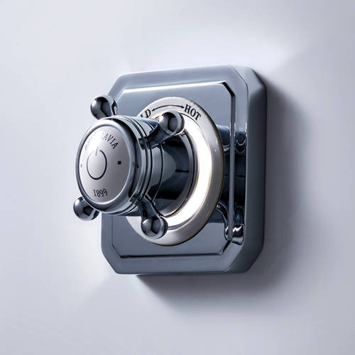 Additional image for Single Outlet Digital Shower Valve (X-Head, LP).