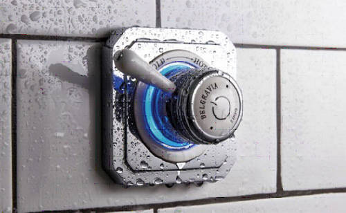 Additional image for Digital Shower Valve & Remote (L-Head, LP).