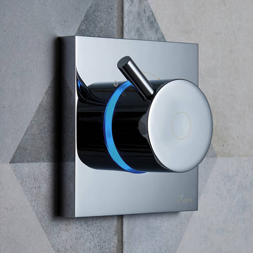 Additional image for Single Outlet Digital Shower Valve (LP).