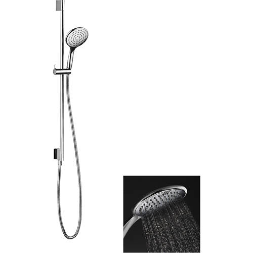 Additional image for Svelte Premium Shower Kit 1 (Chrome).
