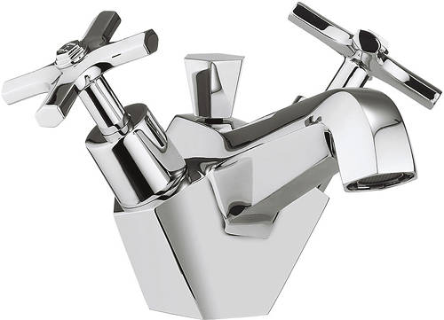 Additional image for Basin & Bidet Mixer Tap Pack With Wastes.