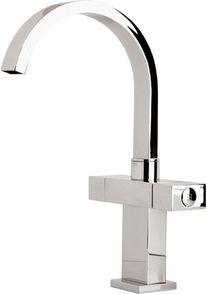 Additional image for Kitchen Tap With Swivel Spout.