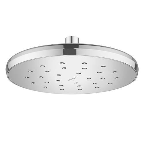 Additional image for Satinjet Round Overhead Shower Head 234mm (Chrome).