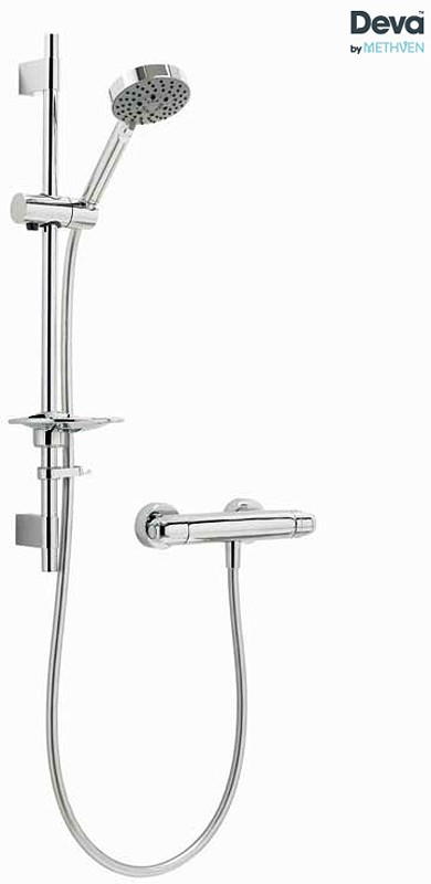 Additional image for Thermostatic Bar Shower Valve With Multi Mode Kit.