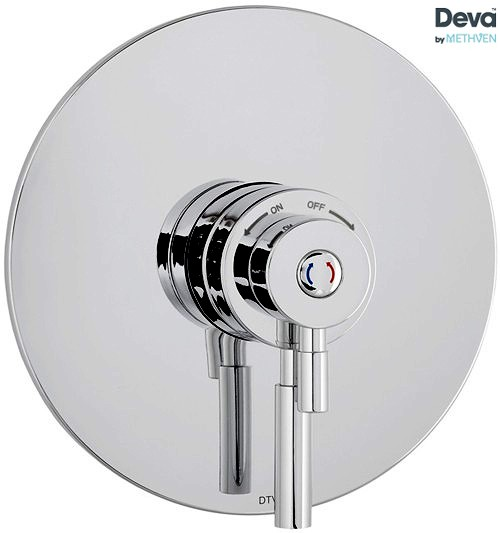 Additional image for Concealed Thermostatic Shower Valve With Multi Mode Kit.