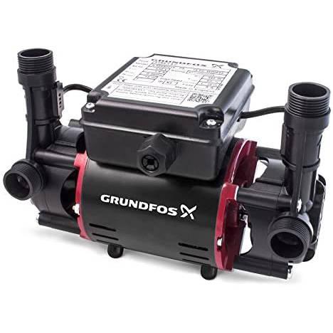 Additional image for STR2-1.5C Twin Ended Shower Pump (1.5 Bar, Positive).