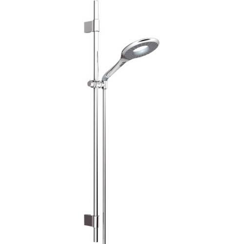 Additional image for Icon Slide Rail Kit, Eco Button Shower Handset & Hose.