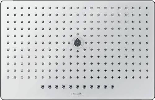 Additional image for Rainmaker 3 Jet Shower Head & Arm (460x300, White & Chrome).