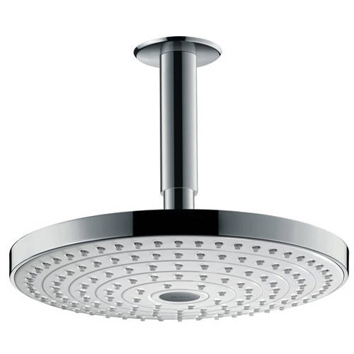 Additional image for Raindance Select S 240 2 Jet Shower Head & Arm (240mm).