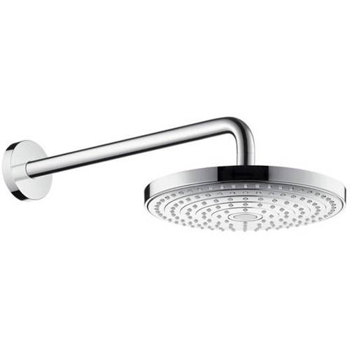 Additional image for Raindance Select S 240 2 Jet EcoSmart Shower Head & Wall Arm.