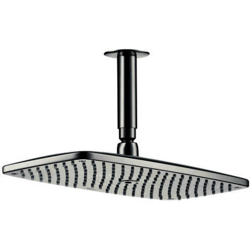 Additional image for Raindance E 360 Eco Shower Head & Arm (Brush Black Chrome).