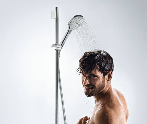 Additional image for Unica Puro Shower Kit With 3 Jet Hand Shower (650mm bar).