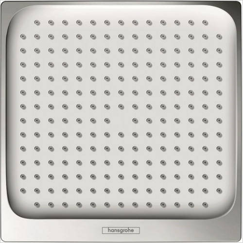 Additional image for Crometta E 240 1 Jet Shower Head (Low Pressure, Chrome).