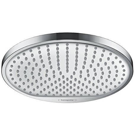 Additional image for Crometta S 240 1 Jet Shower Head (240mm, Chrome).